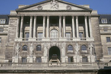 Bank of England – change mandate