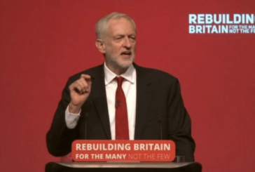 Jeremy Corbyn – Conference Speech 2018.