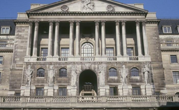 Bank of England – change mandate