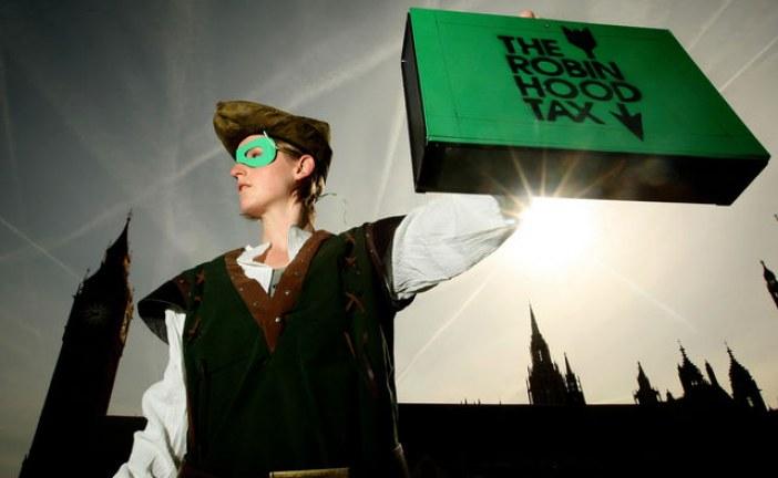 Robin Hood Tax (Tobin Tax)